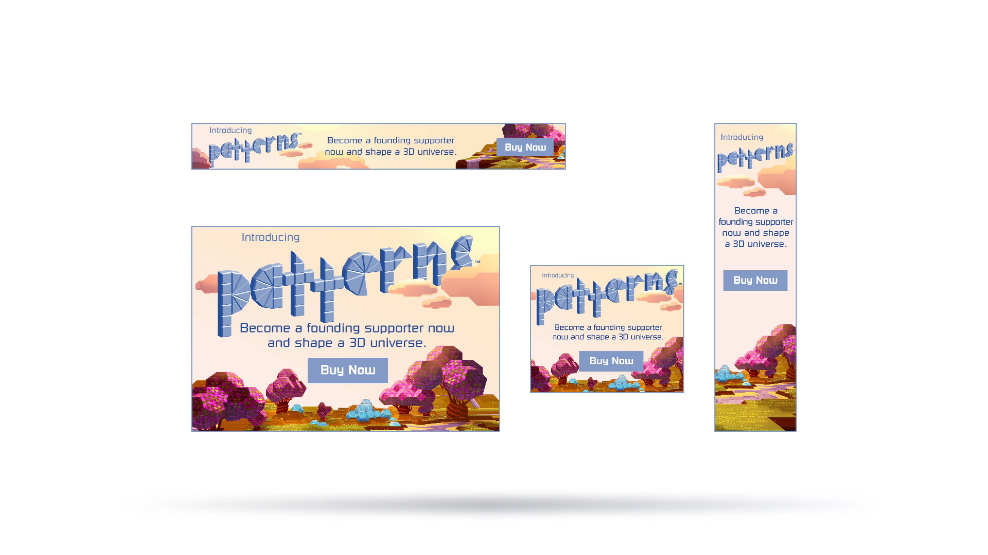Patterns Banner Campaign Image